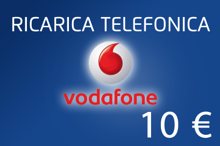 Ricarica VODAFONE Coupon Cardway