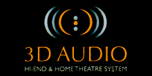 3D Audio Logo