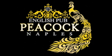 Peacock English Pub Logo