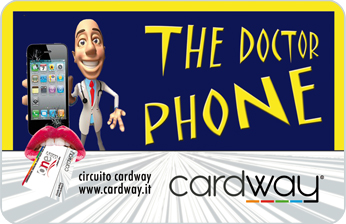 The Doctor Phone Cardway