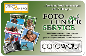 Foto Center Club Service Cardway