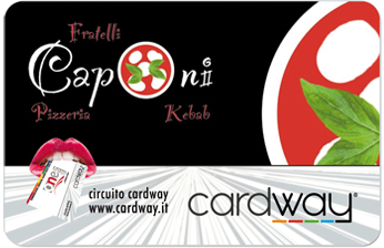 Fratelli Caponi Cardway