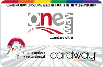 One Way Cardway