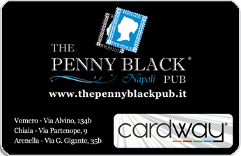 The Penny Black Pub WF Cardway