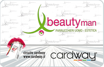 Beauty Man Cardway
