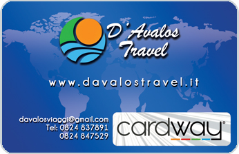 D'Avalos Travel Cardway