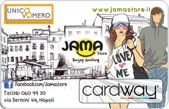Jama Store Cardway