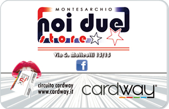 Noi Due Store Cardway