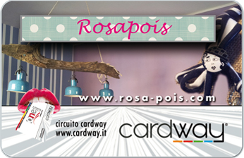 Rosa Pois Cardway
