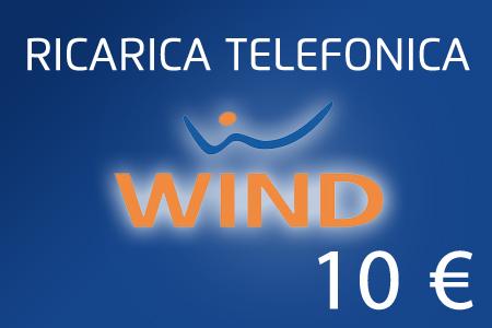 Ricarica WIND Coupon Cardway