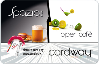 Piper Cafe' Cardway